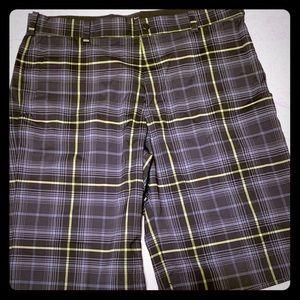 Nike Dri-Fit Golf Shorts-Size 34